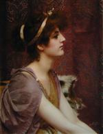 A Classical Beauty 1892