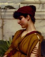 A Classical Beauty in Profile