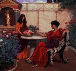 Pompeian Garden