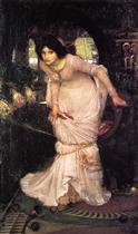 The Lady of Shalott 1894