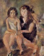 Clara and Genevieve