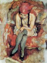 Claudine Resting