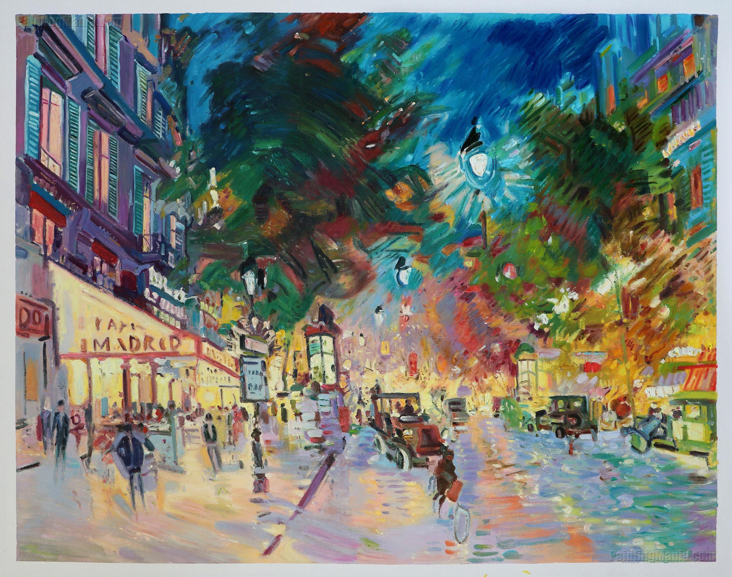 Paris by Night 10