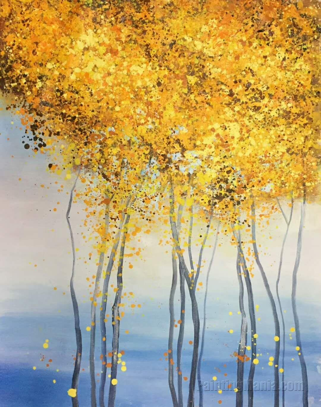 The Golden Trees