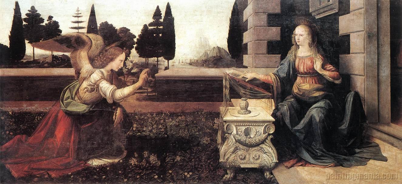 Annunciation 1472-1475