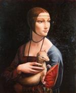 Portrait of Cecilia Gallerani (Lady with an Ermine)