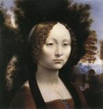 Portrait of Ginevra de'Benci