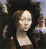 Portrait of Ginevra de'Benci