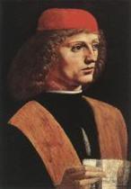 Portrait of a Young Man (Portrait of the Musician Franchino Guffurio?)