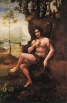 Saint John in the Wilderness (Bacchus)