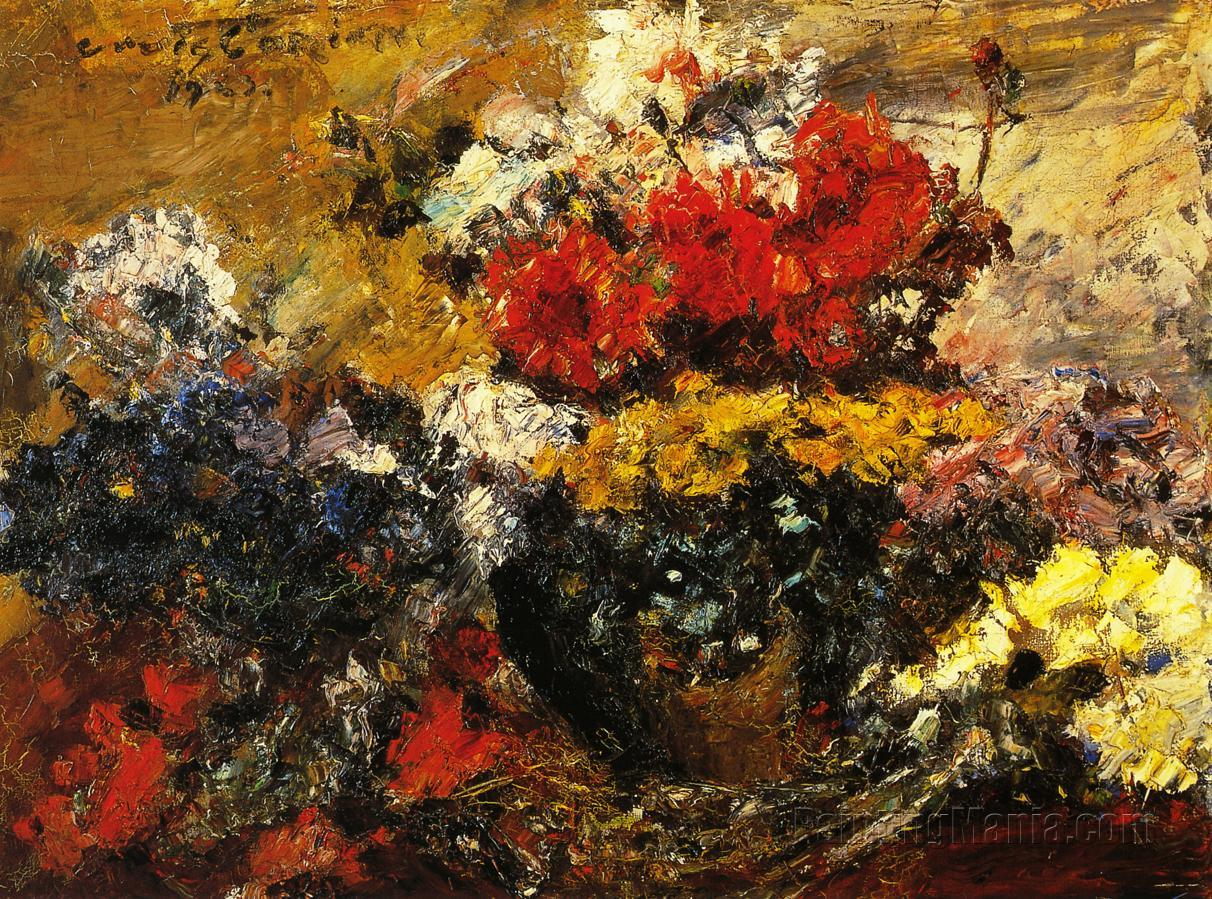 Autumn Flowers 1923