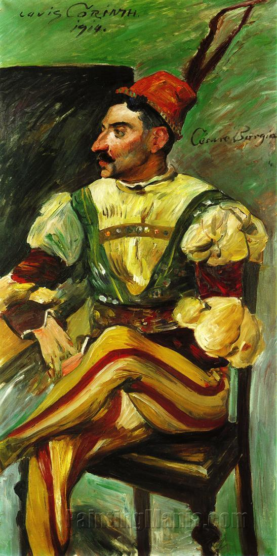 Cesare Borgia (Arthur Kraft)