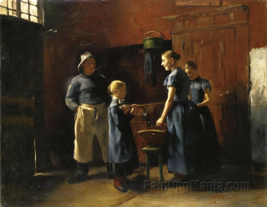 In the Fisherman's House