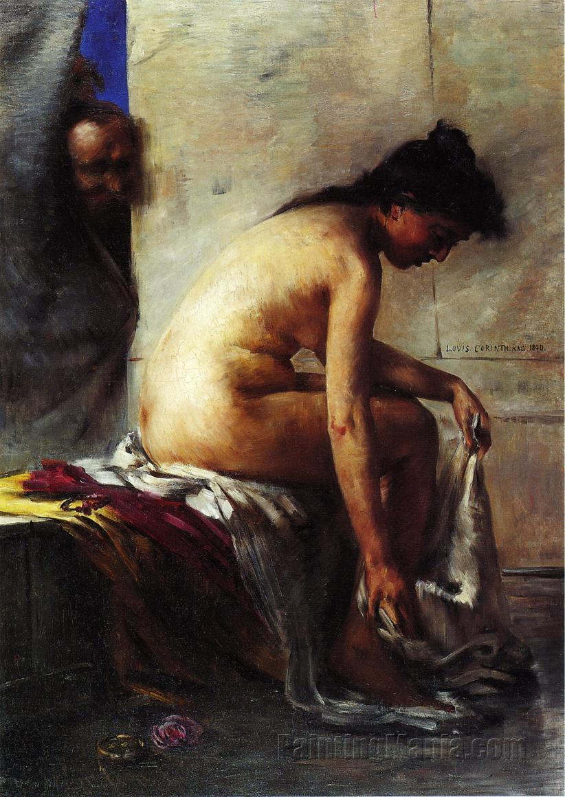 Susanna and the Elders, Second Version