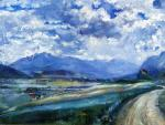 Inn Valley Landscape