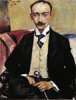 Portrait of Dr. Karl Schwarz