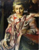 Portrait of Frau Hedwig Berend, 'Rosa Matinee'