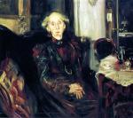 Portrait of Rosenhagen's Mother