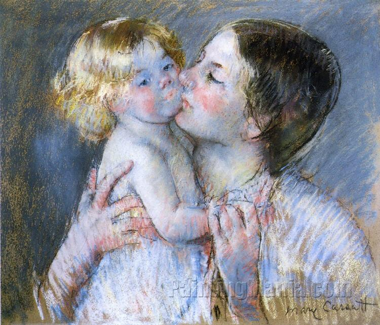 A Kiss for Baby Anne (no.3)