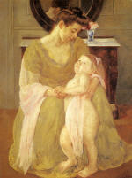 Mother and Child 1908