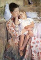 Mother and Child c.1890