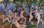 Bathers 1912-1915