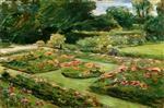The Flower Terrace in the Garden