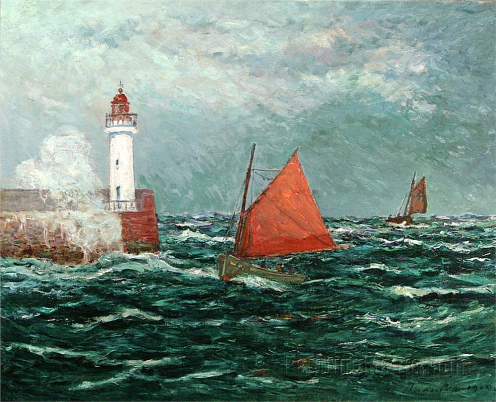 Back to Fishing Boats in Belle-Isle-en-Mer