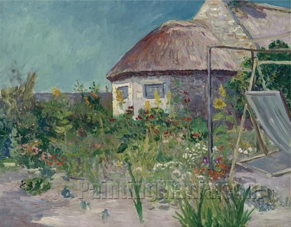 L 39 atelier et la maison du peintre a kervaudu presqu 39 ile for Atelier de la maison