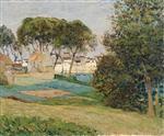 Douarnenez, October Landscape