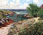 The Harbor at Goulphar, Belle-Ile-en-Mer