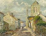 La Grand Rue a Locronan