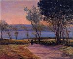Landscape by the Water