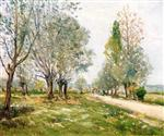 A Lane of Willows, Lavardin