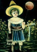 Little Girl with a Balloon