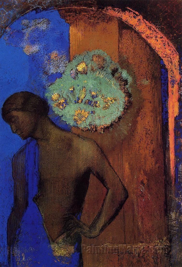 Saint John (The Blue Tunic)