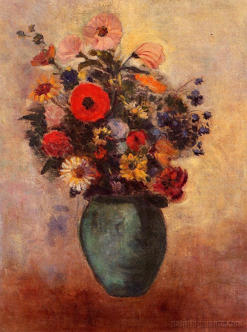 Vase of Flowers 1904-1905