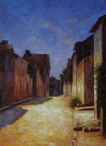 Street in Samois