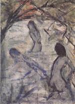 Bathers (Badende) 1923