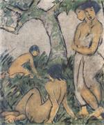 Bathers (Badende)