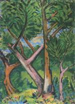 Forest Landscape (Waldlandschaft)