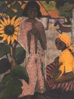 Gypsies with Sunflowers