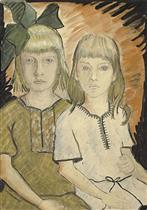 Helga und Eva Goerger