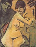 Lovers (Liebespaar) 1920