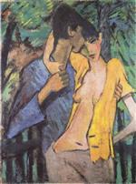 Lovers (Liebespaar) 1925
