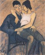 Lovers (Liebespaar)