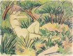 Nude in Landscape (Akt in Landschaft)