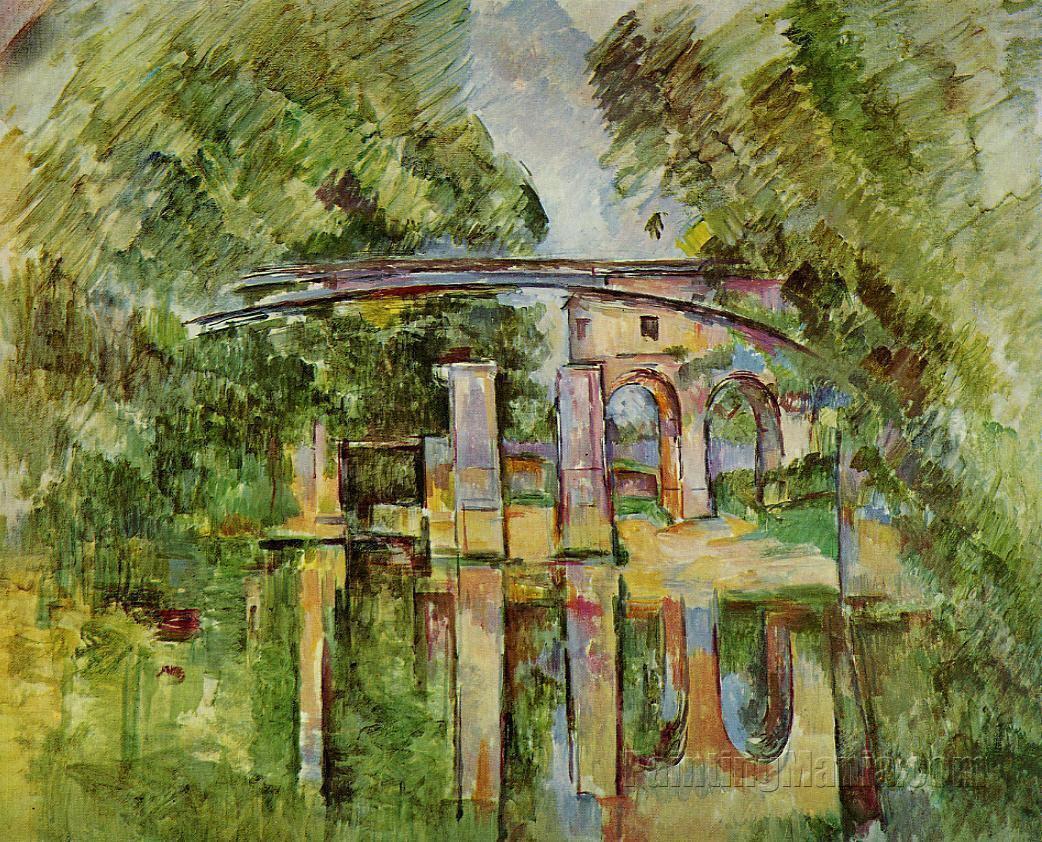 Aqueduct and Lock