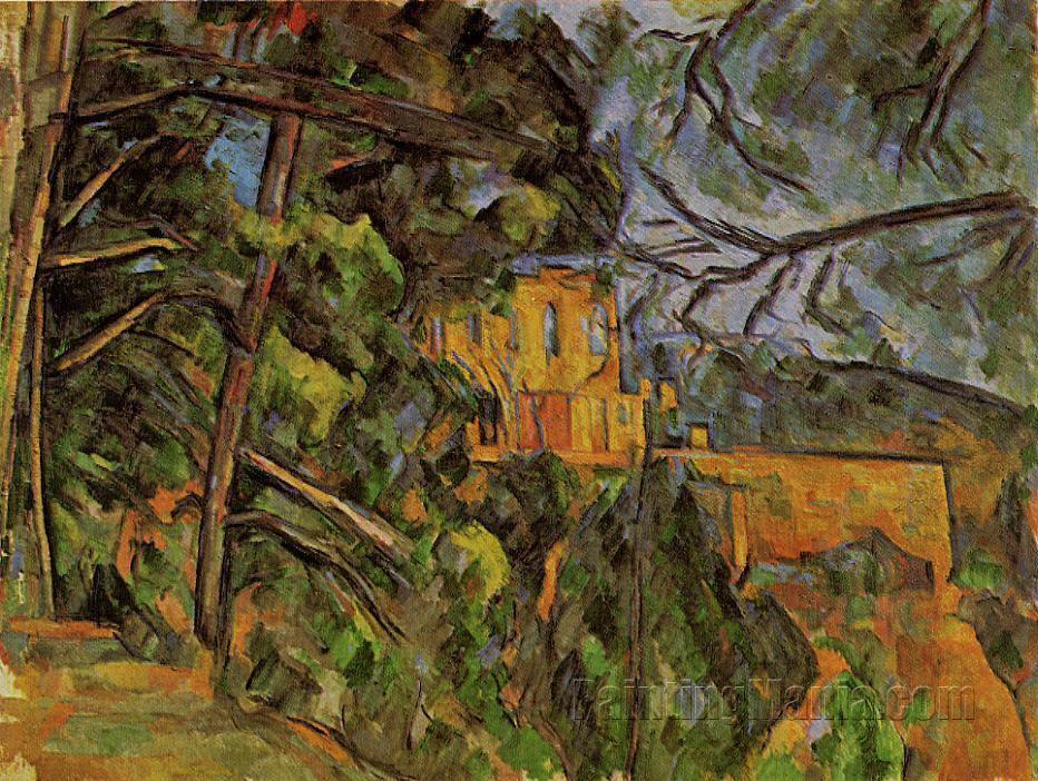 Chateau Noir 1904