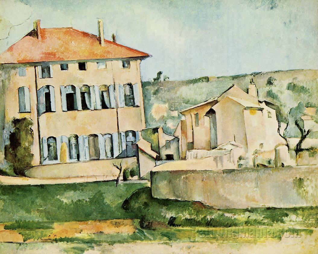 The Jas de Bouffan 1885-1887